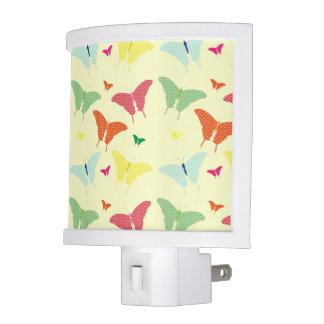 Custom Butterfly Night Light