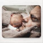 Custom Calendar 2016 Mousepads Add Photo