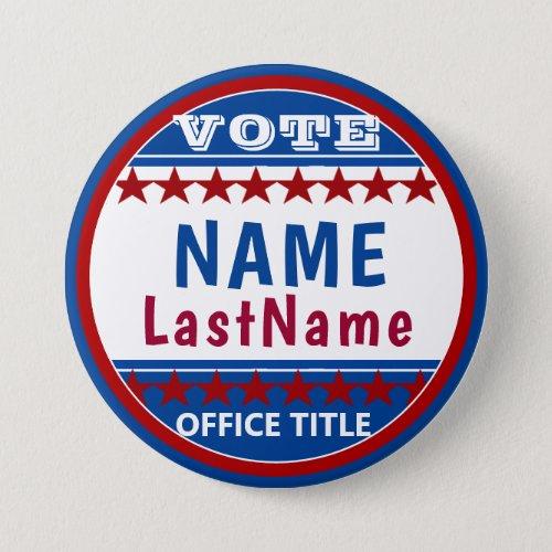 Custom Campaign Button Template