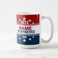 Custom Campaign Mug Template