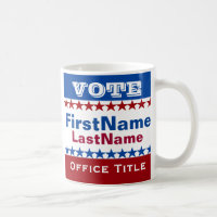 Custom Campaign Template Coffee Mug