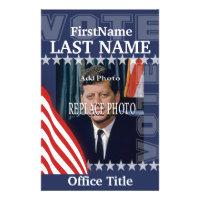 Custom Campaign Template Flyer