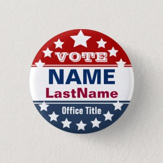 Vote for Dad, Mom, Sister...