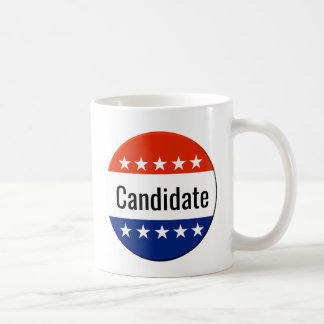 Custom Candidate Campaign 2018 Midterm Election Coffee Mug