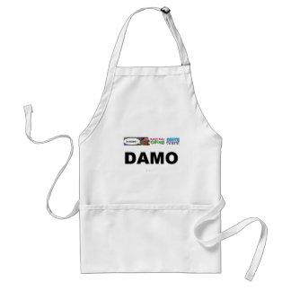 custom canvas shop adult apron