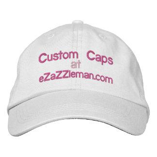 Custom Caps @ eZaZZleman.com