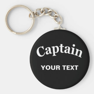 CUSTOM CAPTAIN KEY CHAINS