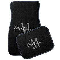 Custom Car Floor Mats - Initial Script