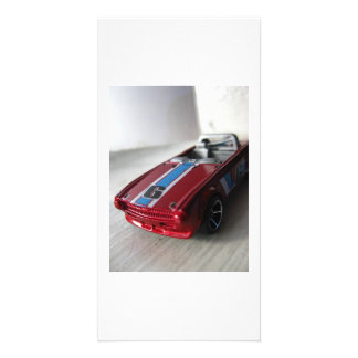 Custom Car Toy! Photo Card