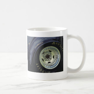 CUSTOM CAR WHEEL COFFEE MUG