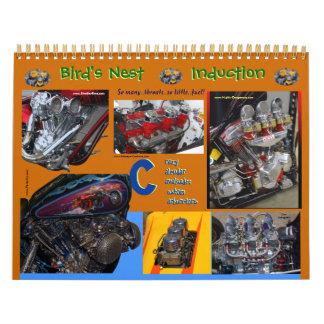 Custom carburetors mid-sized 15 month 2014 calendar