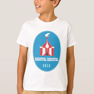 CUSTOM Carnival T-Shirts BLUE