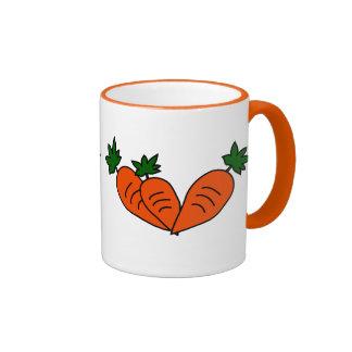 Custom Carrot Mug Coffee Mug