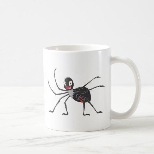Cartoon Black Widow Spider Custom cartoon black widow spider shirt ...