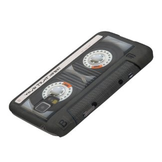 Custom Cassette Mixtape Case For Galaxy S5