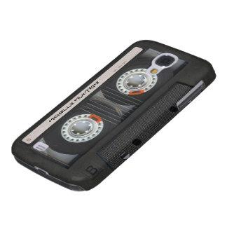 Custom Cassette Mixtape Samsung Galaxy S4 Case