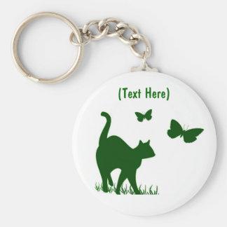 Custom Cat Keycahin Keychains