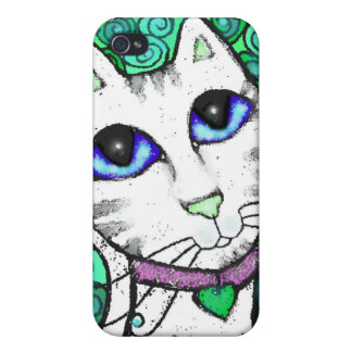 Custom Cat Lover 4/4S  iPhone 4/4S Covers