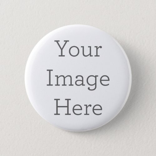 Custom Cat Picture Button Gift