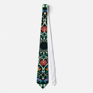 Custom Celtic Knot Abstract Design Neck Tie