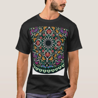 Custom Celtic Knot Abstract Design T-Shirt