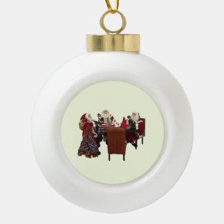 Custom Ceramic Ball Ornament