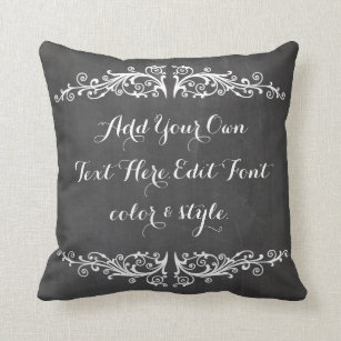 Inspired sayings Great gift for a friend or loved one Manifest your Passions Inspirational Pillow Customized inspiring Decor Pillow