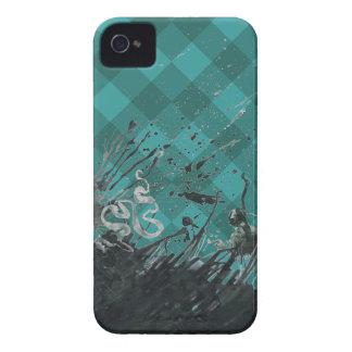 Custom Chaos iPhone 4 Cover