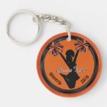 Custom Cheer Keychains with 4 Text Boxes YOUR TEXT