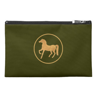 Custom Chic Year of the Horse Accessories Bag