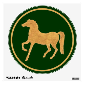 Custom Chic Year of the Horse Wall Decal