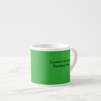 Custom Christmas Espresso Mug