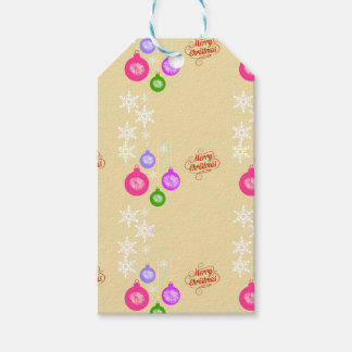 Custom Christmas Holiday Gift Tags Hang Tags