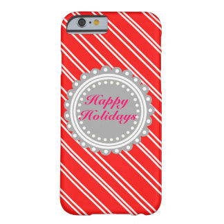 Custom Christmas Holiday iPhone 6 Cases Barely There iPhone 6 Case