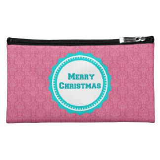 Custom Christmas Holidays Cosmetic Bag