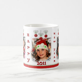 Custom Christmas Ornaments Coffee Mug