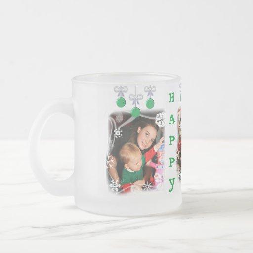 Custom Christmas Ornaments Coffee Mug