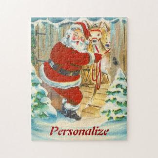 Custom Christmas Puzzle