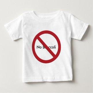 Custom Circle with Slash Baby T-Shirt