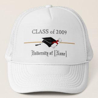 Custom Class of 2009 - Graduation Hat