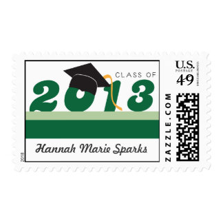 Custom Class of 2013 Stamps