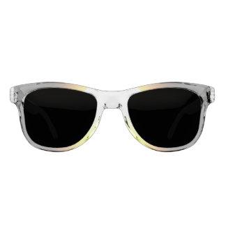 Custom Clear, Polarized Smoke Sun Sunglasses