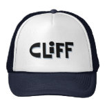 Custom CLIFF Trucker Hat