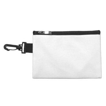 Beach Themed Custom Clip On Bag