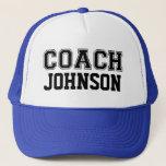 "Custom Coach Hat<br><div class=""desc"">Custom Coach Hat</div>"