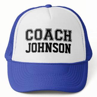 Custom Coach Hat