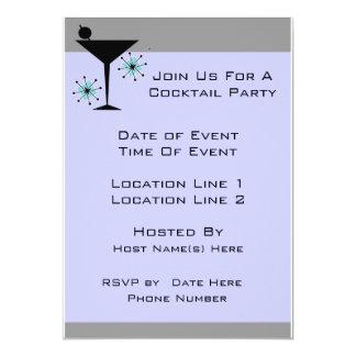 Custom Cocktail Party Invites