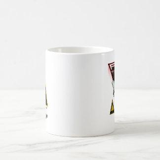 Custom coffee cup w/call sign mug