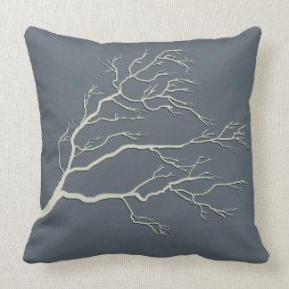 Slate Blue Pillows - Decorative & Throw Pillows Zazzle