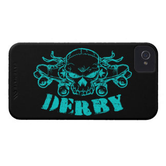 Custom Color Derby iPhone 4 Case Mate